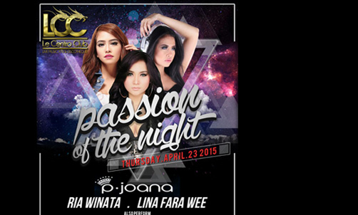 PASSION OF THE NIGHT