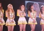 Sukses Konser di Depan 45 Ribu Fans, KARA Menangis Bahagia